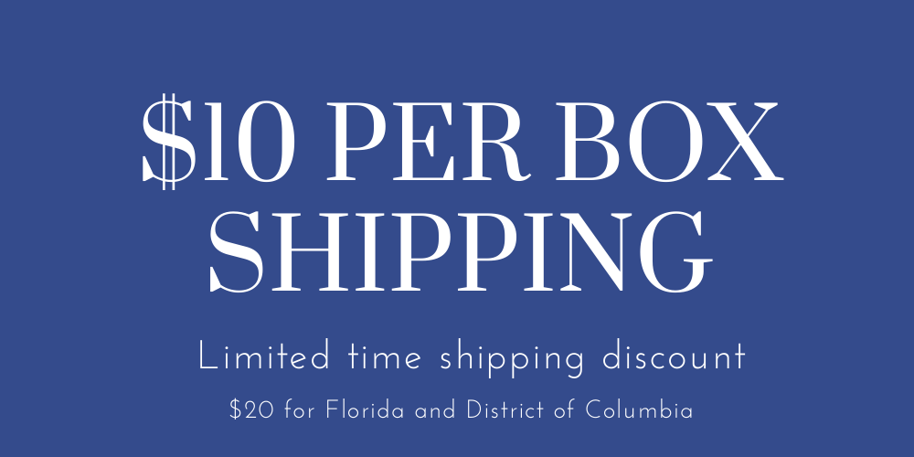 Discount Shipping Info