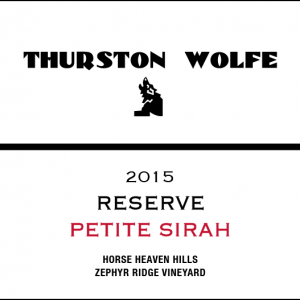 Reserve Petit Sirah 2013