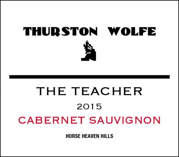 Cabernet Sauvignon - The Teacher - 2013