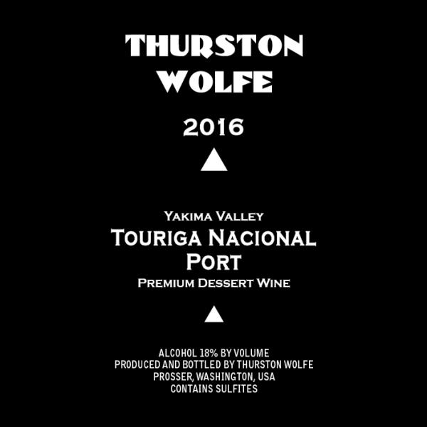 Touriga Nacional Port