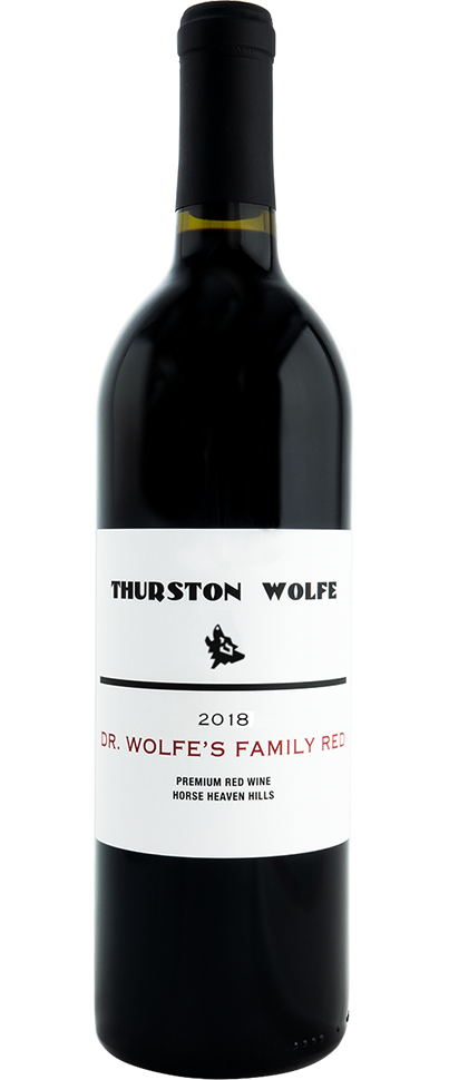 Dr. Wolfe's Family Red